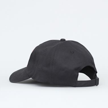 Second view of Thrasher Flame Old Timer Cap Black