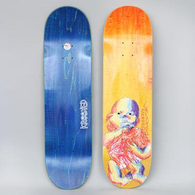 Krooked 8.5 Worrest Baby Skateboard Deck