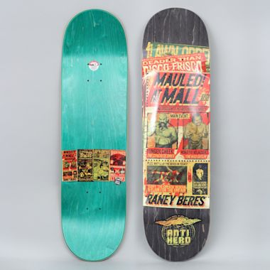 Anti Hero 8.5 Beres Friday Night Skateboard Deck
