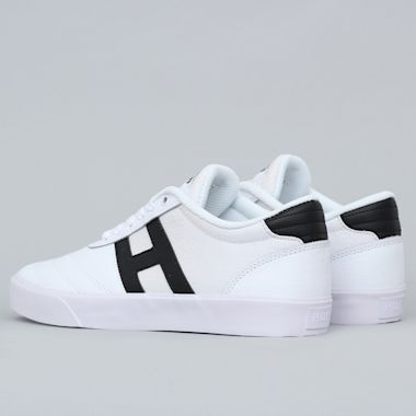 Second view of HUF Galaxy Shoes White