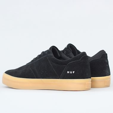 Second view of HUF Cromer 2 Shoes Black