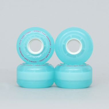 Ricta 56mm 78A Crystal Clouds Wheels Teal