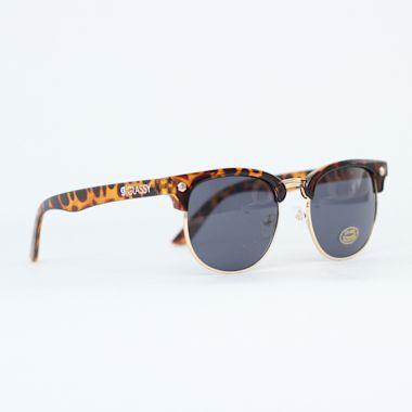 Glassy Morrison Sunglasses Tortoise