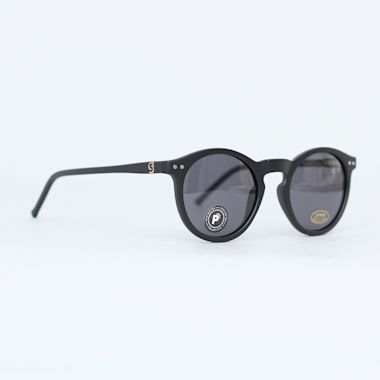 Glassy Tim Tim Premium Polarized Sunglasses Matte Black