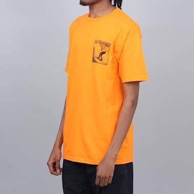 Second view of Anti Hero Lance Gewer T-Shirt Orange