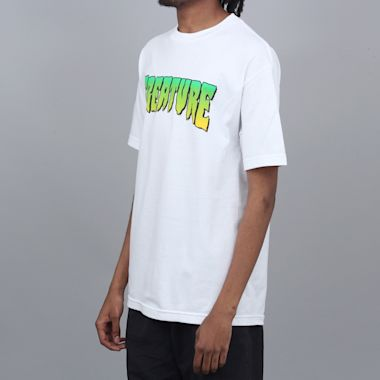 Second view of Creature Logo T-Shirt White