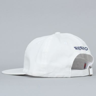 Second view of Wayward Walphy Cap White