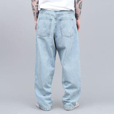 Second view of Polar Big Boy Jeans Light Blue