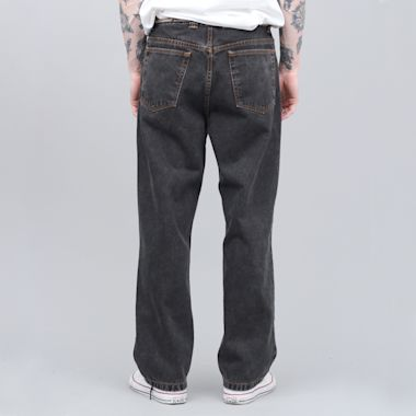 Second view of Polar 93 Denim Pants Washed Black