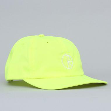 Polar Stroke Logo Cap Neon Yellow