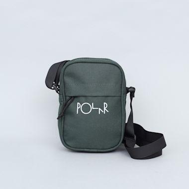 Polar Cordura Mini Dealer Bag Dark Green