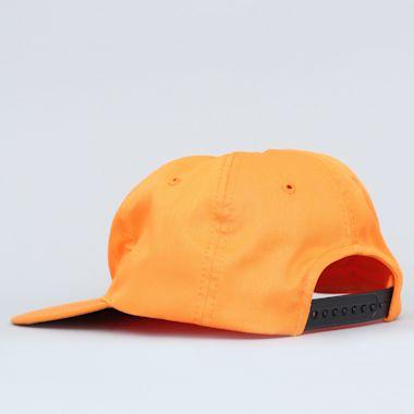 Second view of Paccbet Cap Orange