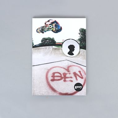 Grey Skate Mag Volume 5 Issue 2