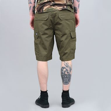 Second view of Dickies New York Shorts Dark Olive