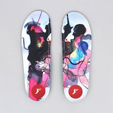 Footprint Will Barras Gamechanger Insoles