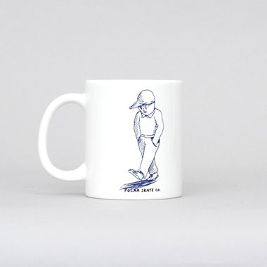 Polar Alone Mug White
