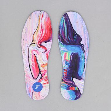 Footprint 5mm Flat Colours Collectiv Kingfoam Insoles