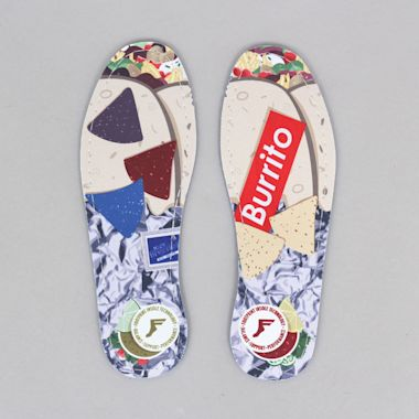 Footprint 5mm Flat Joey Brezinski Burrito Kingfoam Insoles