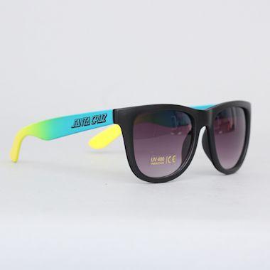 Santa Cruz Jammer Fade Sunglasses Black Fade