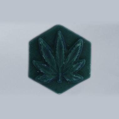 Ganj Wax Blueberry Kush Wax Dark Green