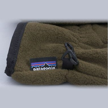 Second view of Patagonia Synchilla Gloves Sediment