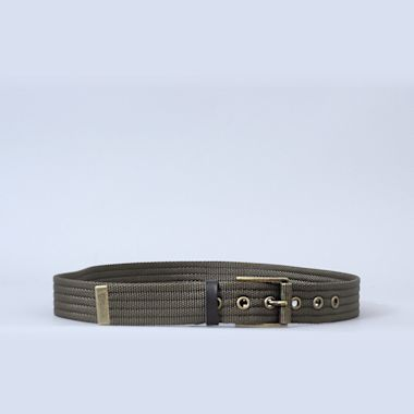 Brixton Brewer Belt Olive
