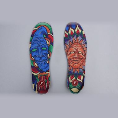 Footprint Neen Williams Kingfoam Elite Insoles