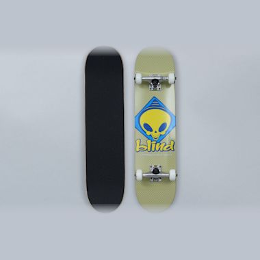 Blind 7.625 Retro Reaper Scout Complete Skateboard Tan