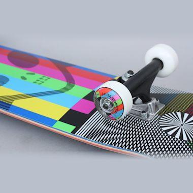 Second view of Alien Workshop 7.75 Videolog Complete Skateboard