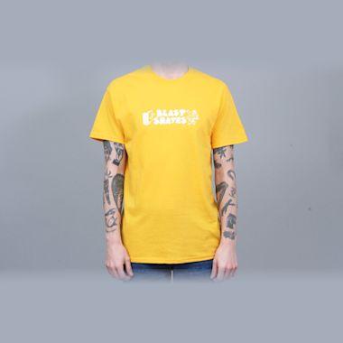 Blast Skates Ragin T-Shirt Yolk