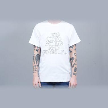 917 Hook Up T-Shirt White