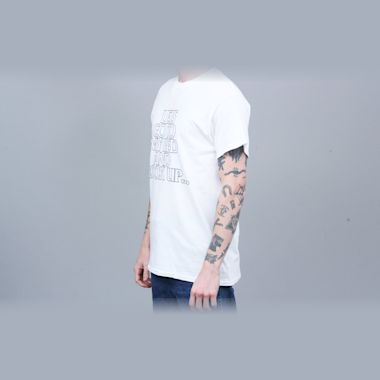 Second view of 917 Hook Up T-Shirt White