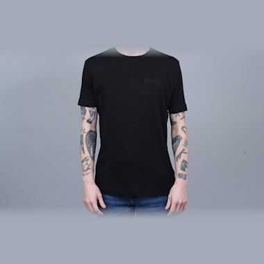Second view of Blondey Fairytale T-Shirt Black