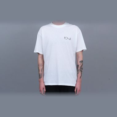 Second view of Polar Frequency T-Shirt White