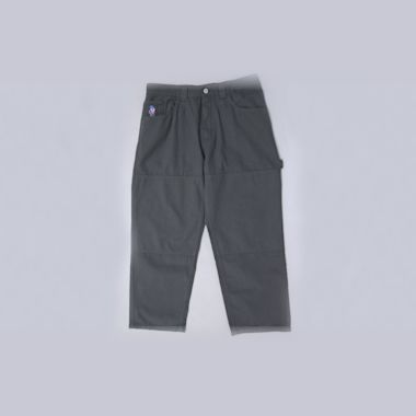 Polar 93 Canvas Pants Grey / Green
