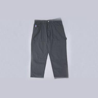 Polar 93 Canvas Pants Grey / Green