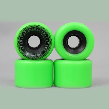 Bones 56mm Rough Riders Tank ATF Wheels Green