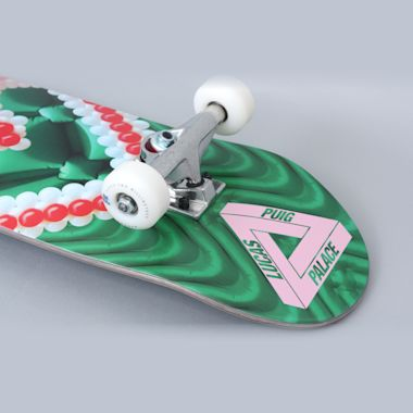 Second view of Palace 8.06 Lucas Complete Skateboard