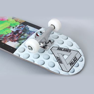 Second view of Palace 8.06 Rory Complete Skateboard