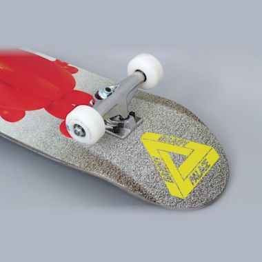 Second view of Palace 8.06 Brady Complete Skateboard