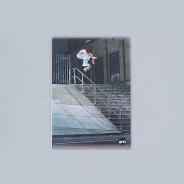 Grey Skate Mag Volume 4 Issue 8