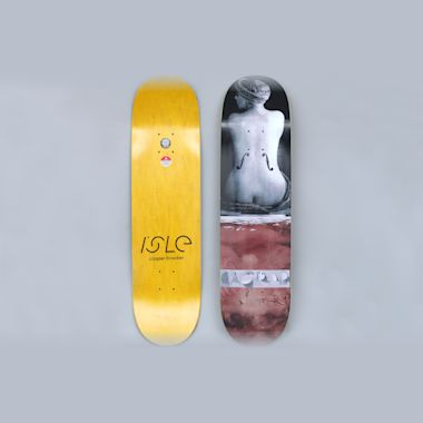 Isle 8.25 Rayograph Casper Skateboard Deck