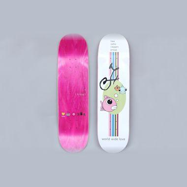 Frog 8.5 World Wide Love Skateboard Deck