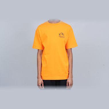 Second view of 5Boro 4-5-6 Dice T-Shirt Orange