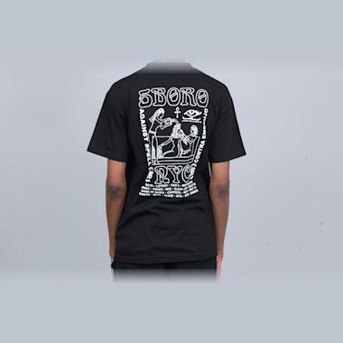 5Boro Spellbreaker T-Shirt Black