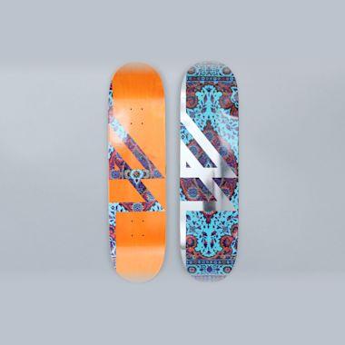 Wayward 8.4 Silver Persian Skateboard Deck
