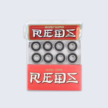 Bones Super Reds Skateboard Bearings