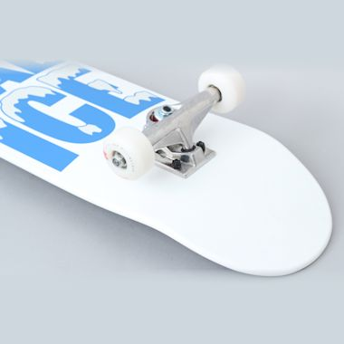Second view of Palace 8 Pal-Ice Complete Skateboard White