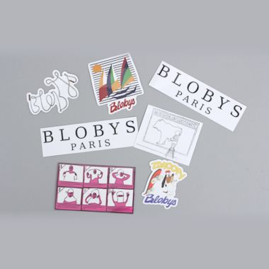 Blobys Sticker Pack
