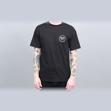 Brixton Wheeler II Standard T-Shirt Black